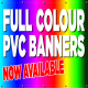 Banner 18ft X 3ft Full Colour