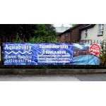 Full Colour Outdoor PVC Banner