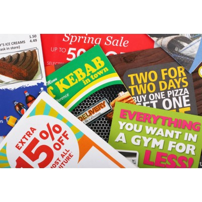 A5 Leaflets - Single or Double Sided