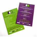 A5 Party Invites - Single or Double Sided