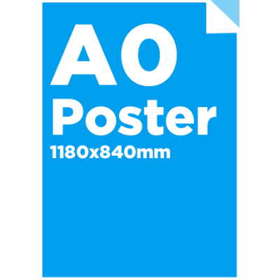 A0 Poster only £18