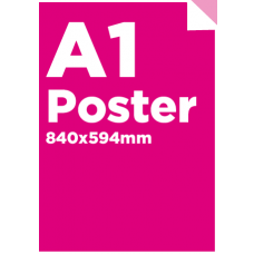 A1 Poster only £12