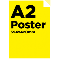 A2 Poster only £6