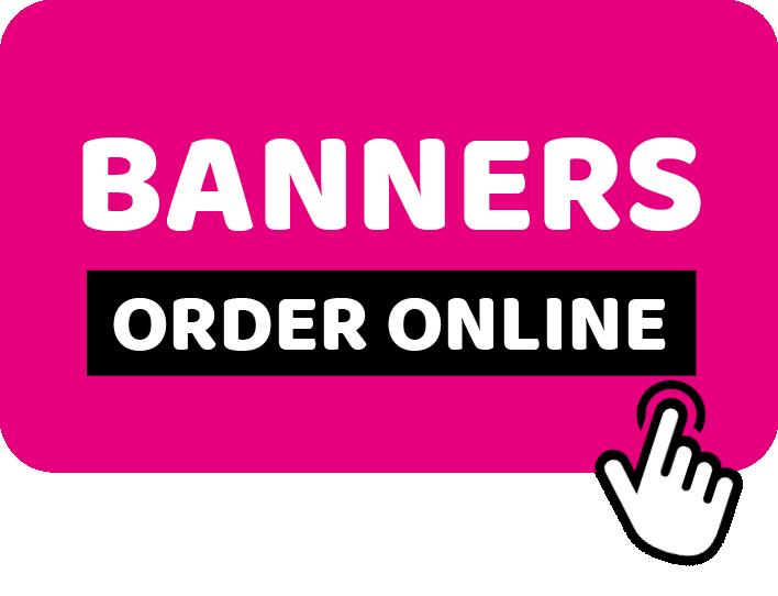 Banners Printer Preston Lancashire