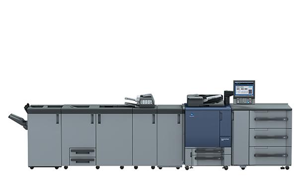 Xerox DC250 high volume colour copier